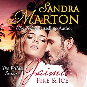 Jaimie: Fire & Ice audiobook by Sandra Marton