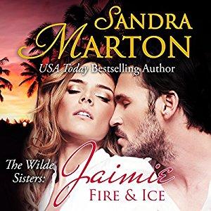 Jaimie: Fire & Ice audiobook by Sandra Marton