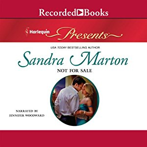 Not For Sale audiobook by Sandra Marton