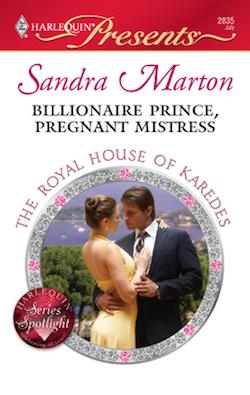Billionaire Prince, Pregnant Mistress