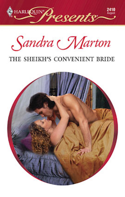 The Sheik's Convenient Bride