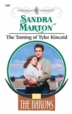 The Taming of Tyler Kincaid